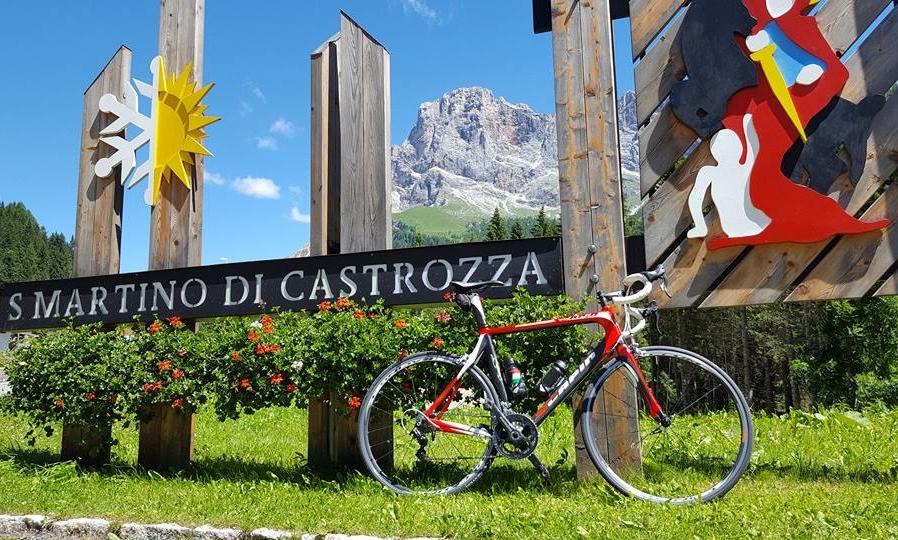 I tre passi di montagna che abbiamo ripercorso in bicicletta