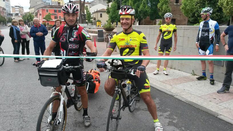 Polonia in bicicletta: il viaggio di Sandro per non dimenticare