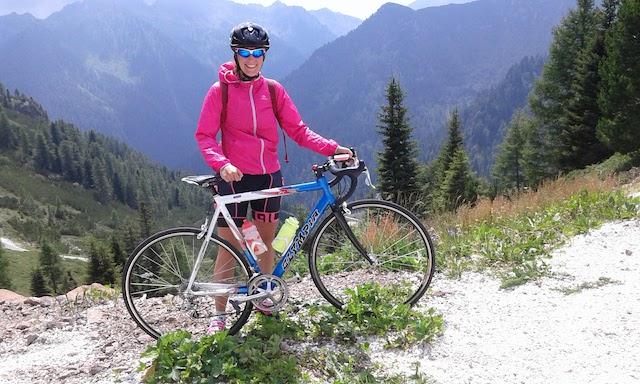 Passo Manghen da Molina di Fiemme: la salita in bicicletta
