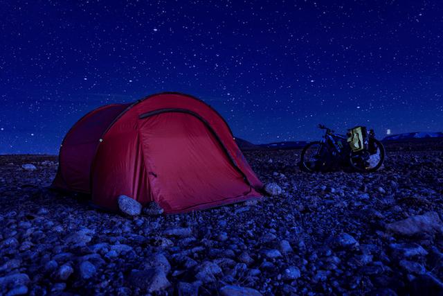 Islanda in bicicletta: il viaggio di Alberto intorno all'isola