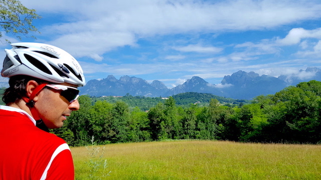 Ciclabile del Piave: da Belluno a Lentiai (BL) in e-bike