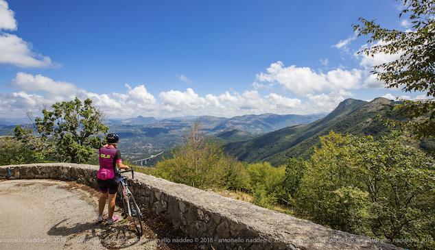 Petina (SA) in bicicletta: nel cuore dell'entroterra cilentano