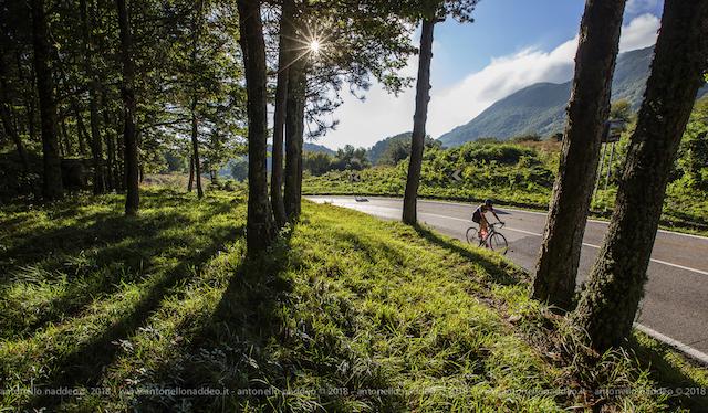 Passo della Sentinella (SA): dal Vallo di Diano alla Valle del Calore in bicicletta