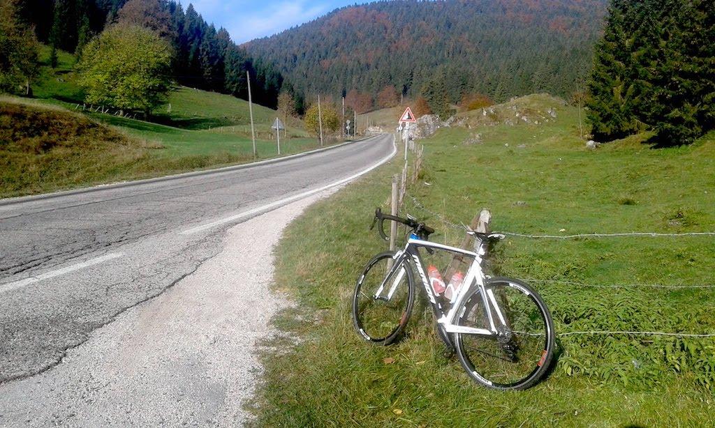 Passo Stretto: da Bassano del Grappa ad Asiago in bicicletta