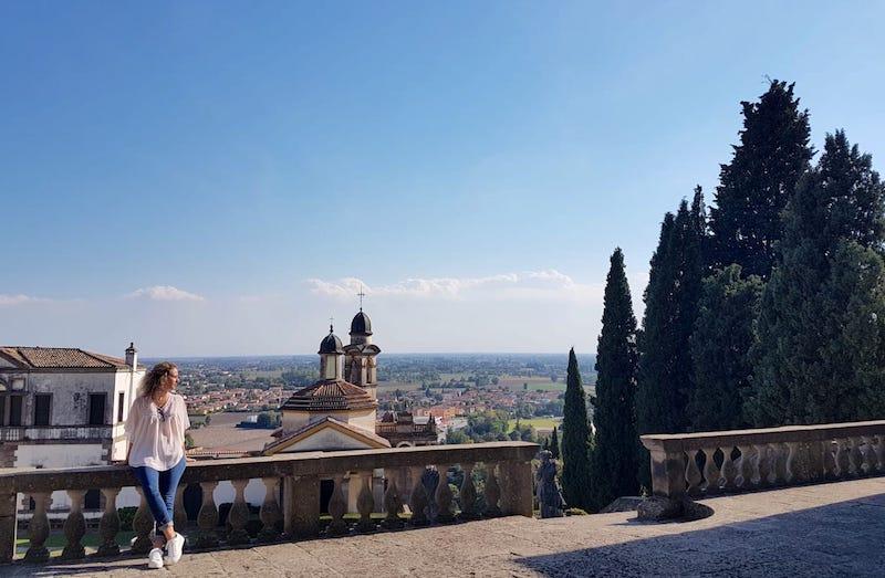 La Rocca e il Castello di Monselice: un salto nella storia euganea