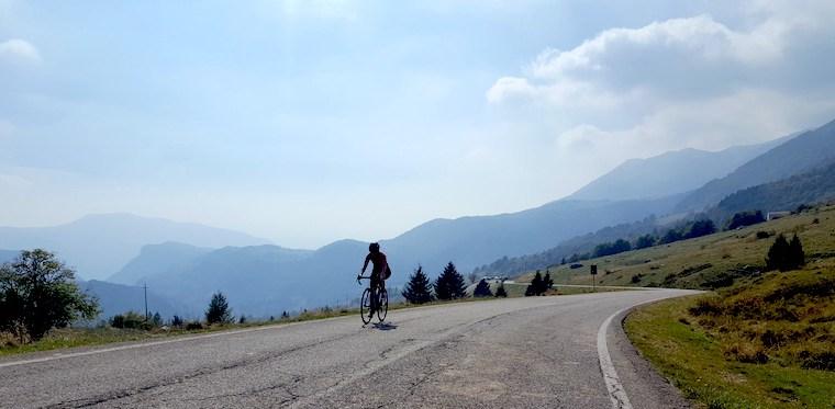 Da Caprino Veronese al Monte Baldo: la salita in bici da corsa