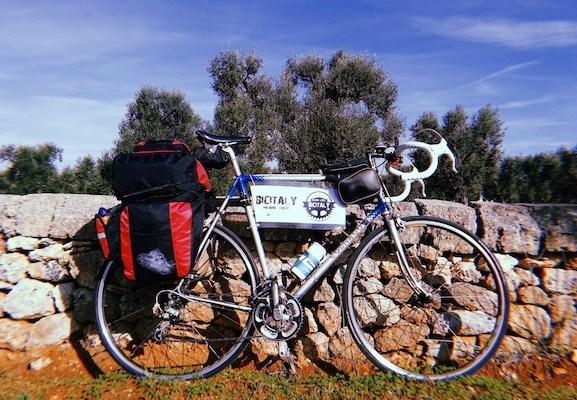 Italia in bicicletta da Milano a Lecce: il viaggio di Giovanni