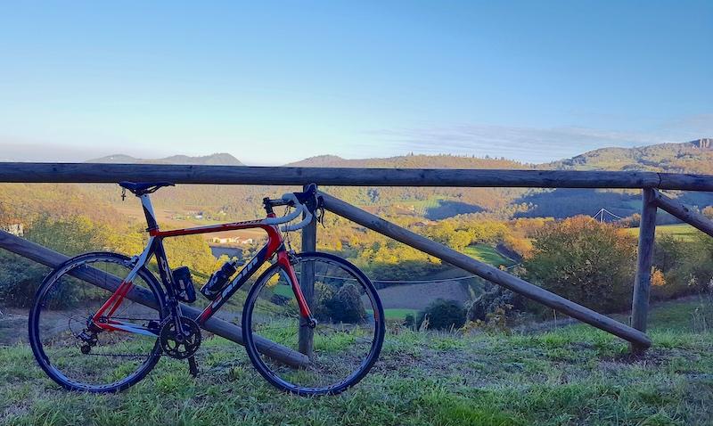 Teolo in bicicletta: tre strade per raggiungere il comune euganeo