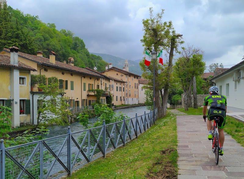 Pedemontana pordenonese in bicicletta: punti di interesse storici e naturalistici