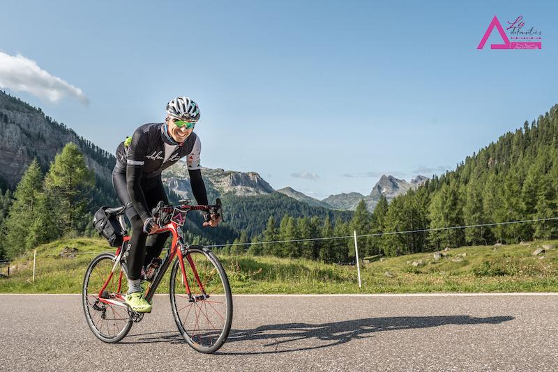La Dolomitics (Randolomitics): la prima randonnee per bici da corsa sulle Dolomiti