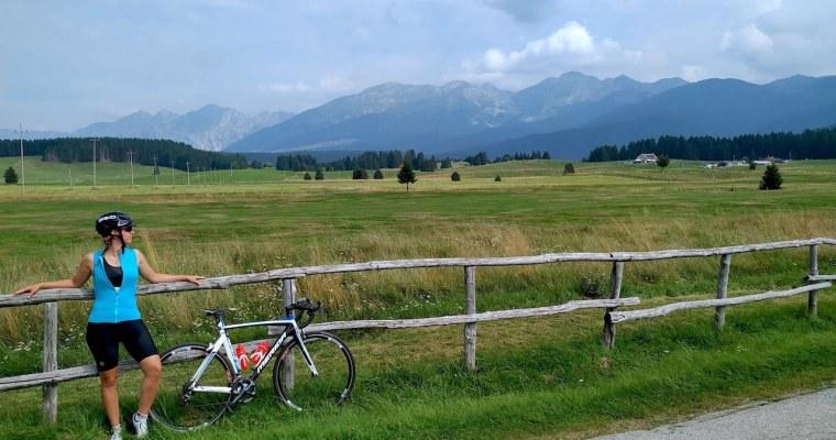 Pian del Cansiglio in bicicletta: i versanti veneti di Farra e Cornei (BL)