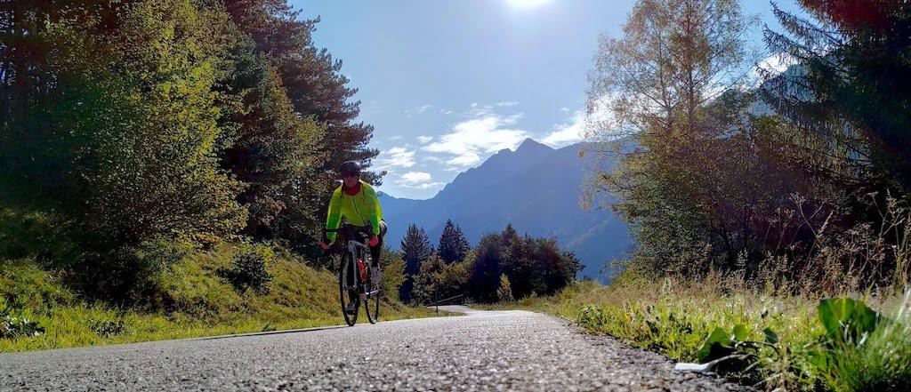 Ciclovia dell'Alpe Adria da Tarvisio a Udine: indicazioni e consigli