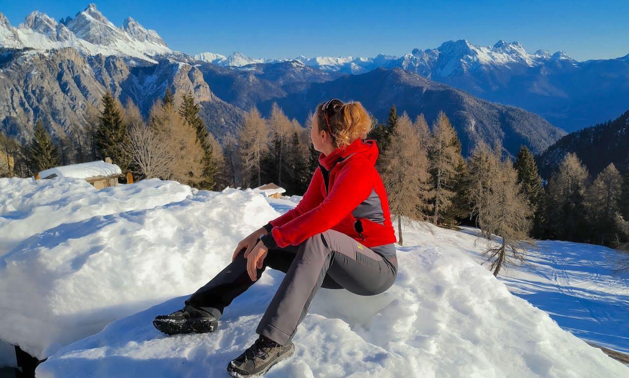 Abbigliamento da trekking invernale: 5 capi must have!