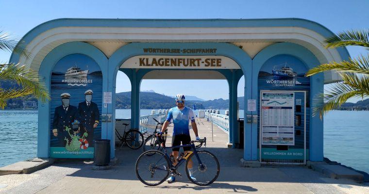 Giro del Wörthersee: un assaggio della Carinzia in bicicletta