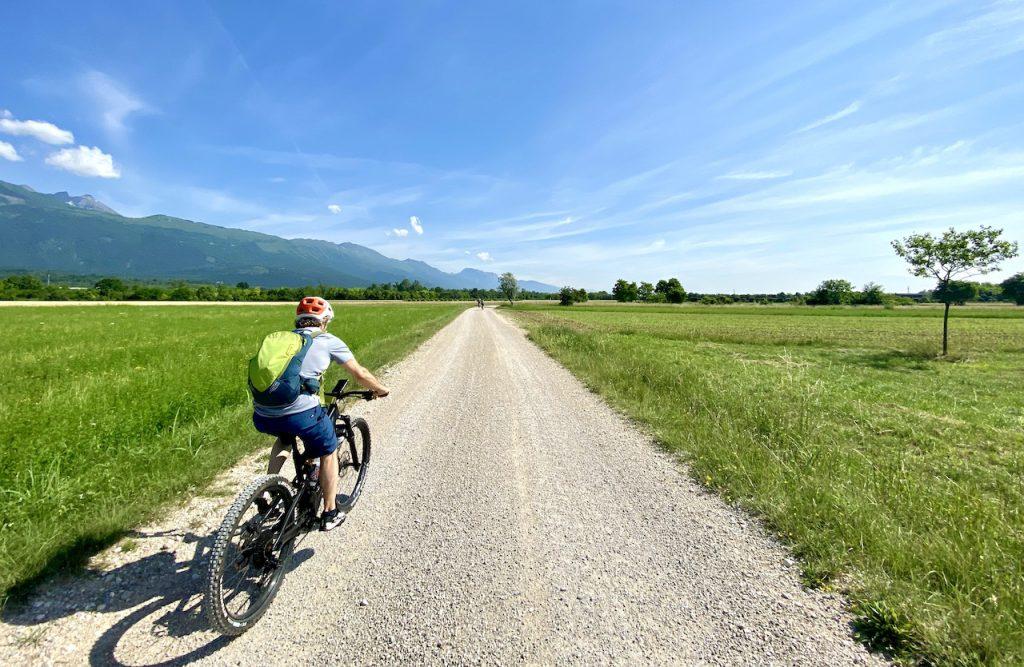 Escursione guidata in e-bike - Pedemontana Pordenonese