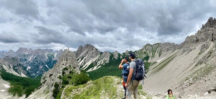 Trekking ad anello in Val Brica e Val Postegae (Dolomiti Friulane)