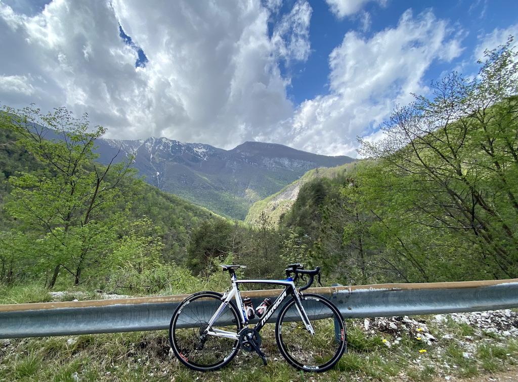 Esplorando la Val Tramontina: Laghi di Ca Selva e Ca Zul in bicicletta