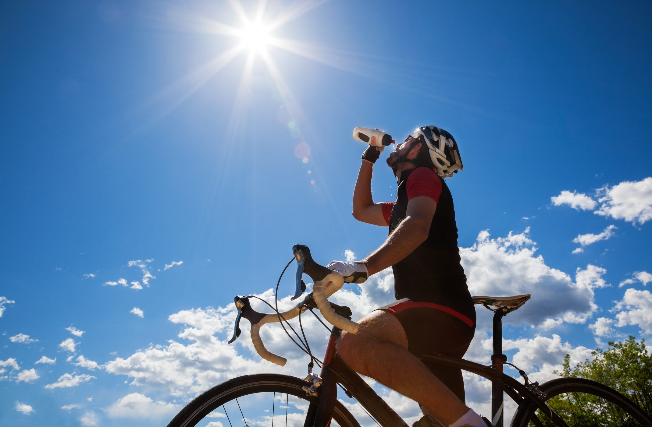 4 Ways To Help The Body Adjust To Riding In Hot Weather