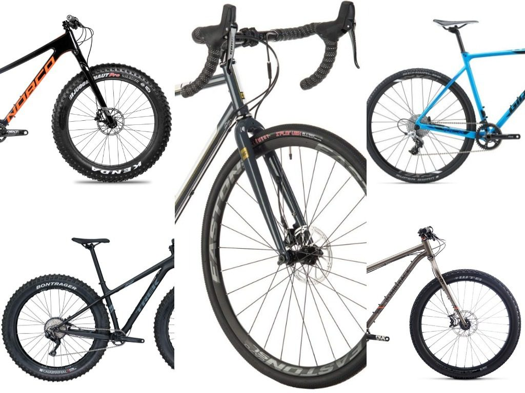 Top 5 bikes to get riding outside during winter 2018