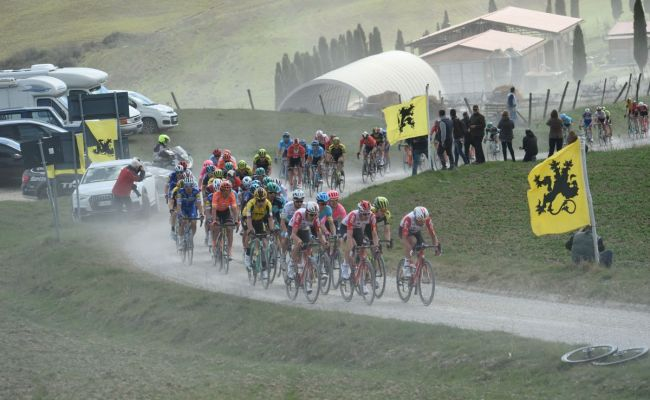 Strade Bianche Cancelled Due To The Spread Of Coronavirus