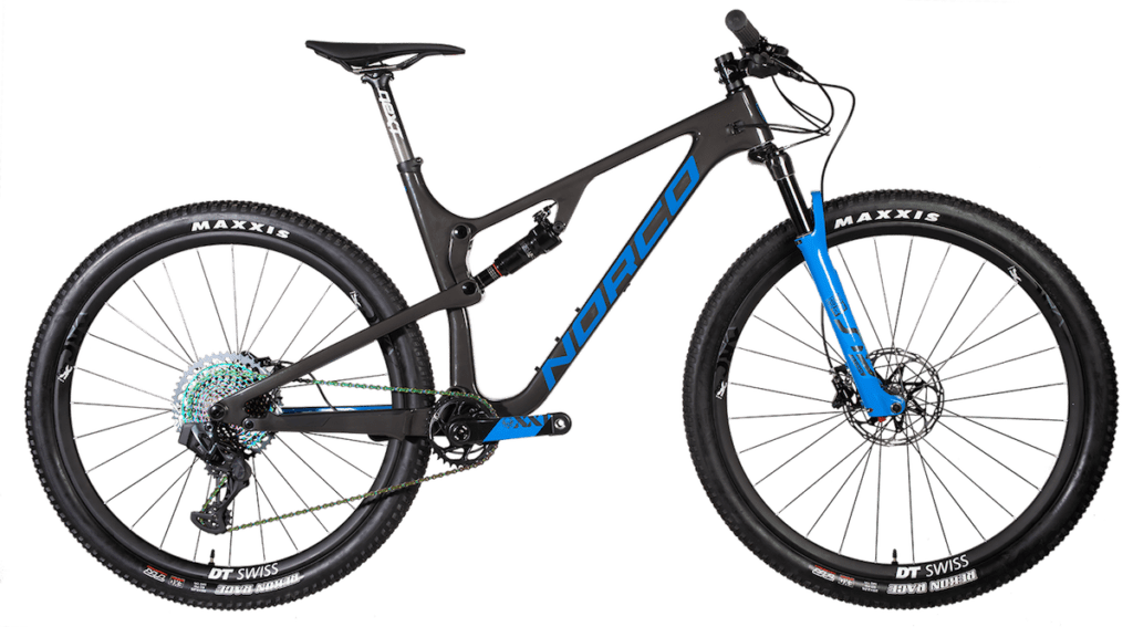 Norco targets Tokyo 2020 with redesigned Revolver FS 100