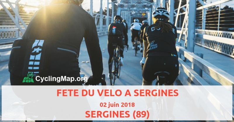 """Résultat de recherche d'images pour """"fete du vélo sergines"""""""