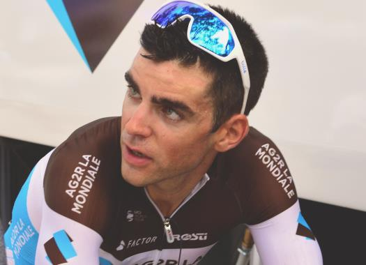 Tony Gallopin to lead AG2R La Mondiale at Tour de la Provence