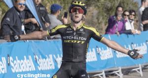 adam yates alla Vuelta Valenciana