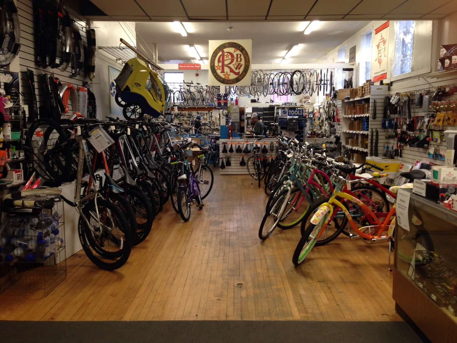 Cycle Shop - Support Cycling With The Kids
