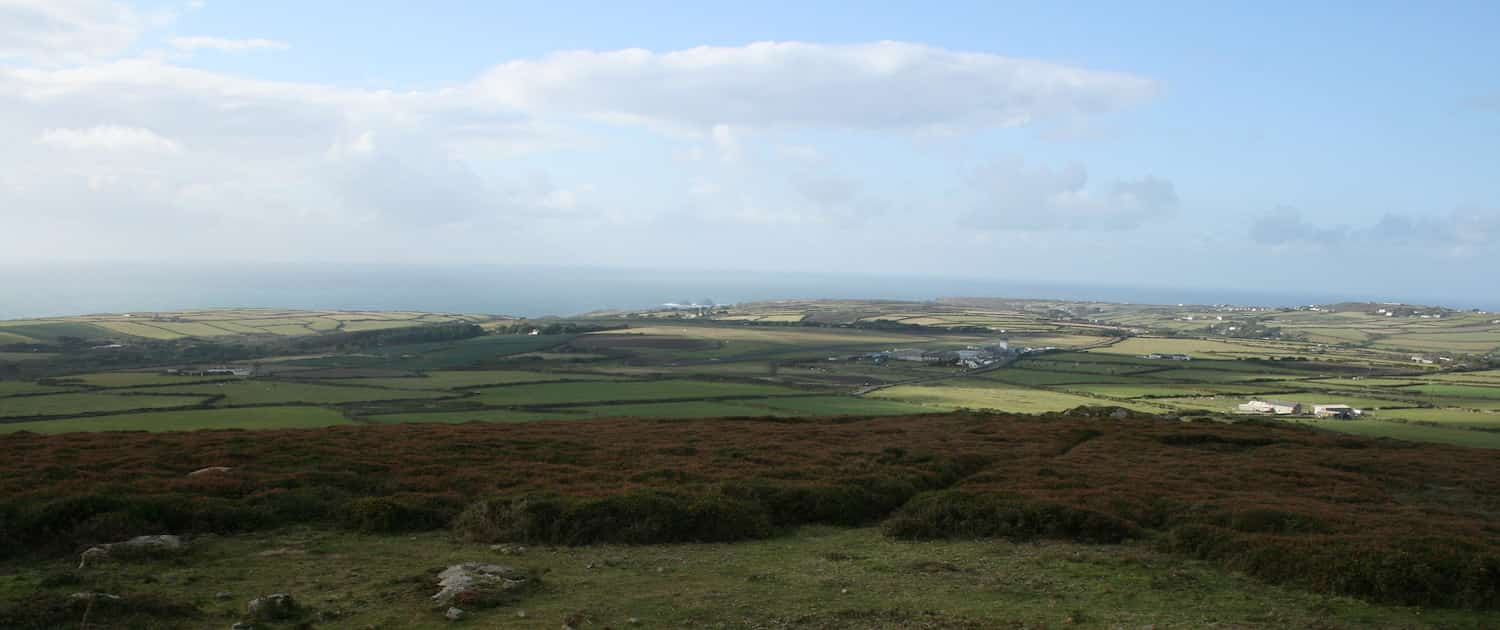Great Flat Lode Trail - Carn Brea, Camborne
