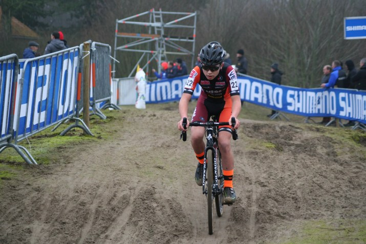 Championnats de Belgique Cyclo-cross Coxyde 13.01.2018