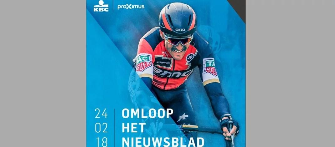 Notre présentation complète du Circuit Het Nieuwsblad : Greg Van Avermaet rêve du triplé et du Mur
