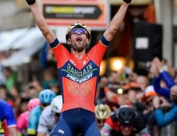 Milan-Sanremo: Nibali maître du vent, les Belges soufflés