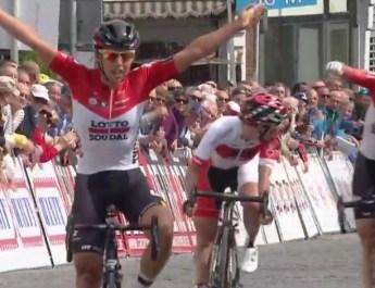 Championnat de Belgique de cyclisme sur route – Dames : Dom conclut le travail collectif des Lotto-Soudal