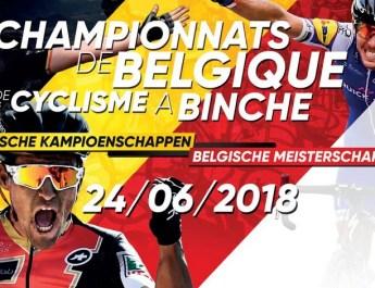 Championnats de Belgique de cyclisme sur route : à Binche, les puncheurs veulent briller