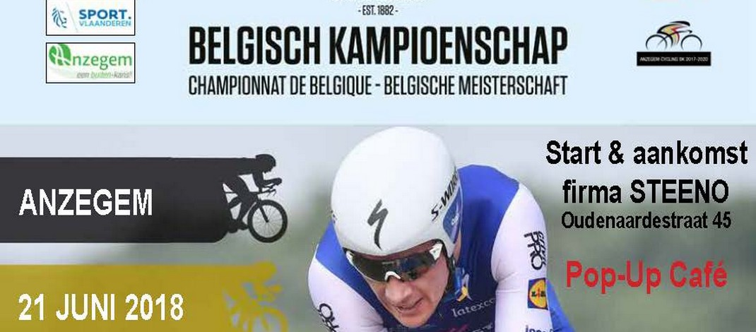 Notre présentation complète du championnat de Belgique du contre-la-montre