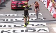 La Course by le Tour de France : Van Vleuten réalise la meilleure pub pour le cyclisme féminin