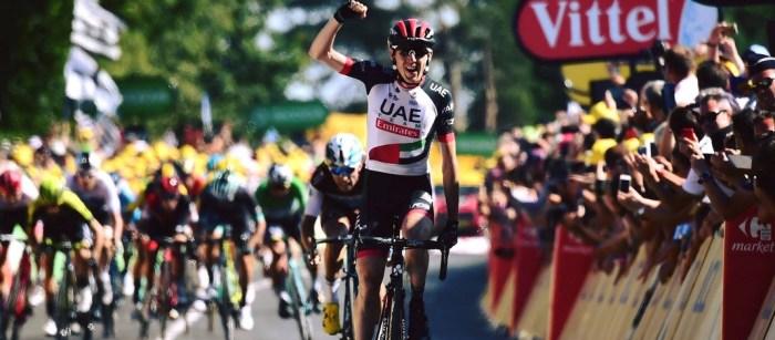 Dan Martin - UAE Team Emirates - Vainqueur 6e étape Tour de France 2018