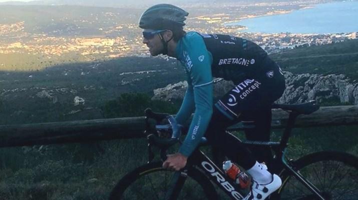 Jonas Van Genechten - Vital Concept Cycling Club