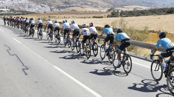 Peloton - 2e étape Tour d'Espagne 2018