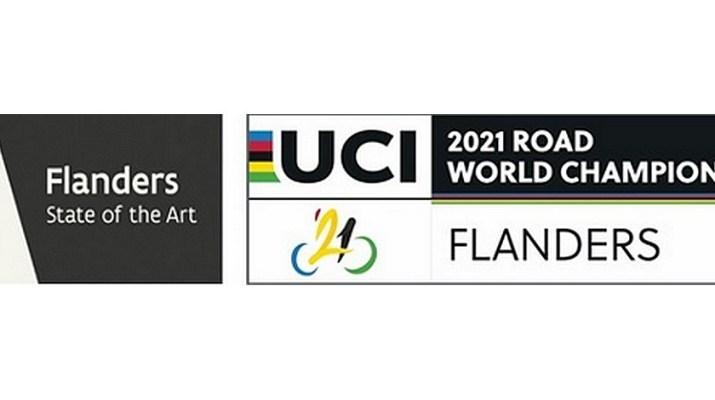 Championnats du monde sur route 2021 - Logo Flandre