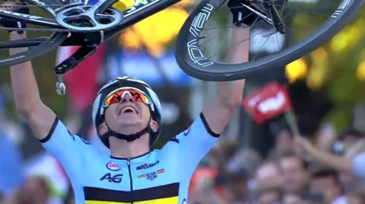 Remco Evenepoel - Champion du monde Juniors 2018
