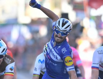Julian Alaphilippe - Vainqueur Milan-Sanremo 2019 - RCS Sport La Presse D'Alberto-Ferrari