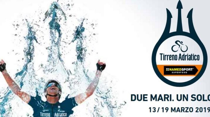 Logo - Tirreno-Adriatico 2019