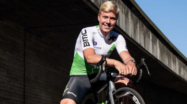 Michael Valgren - Dimension Data 2019