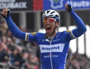 Paris-Roubaix 2019 - Victoire Philippe GIlbert - ASO Pauline Ballet
