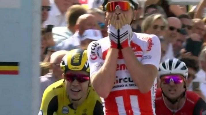 Tim Merlier champion de Belgique sur route 2019
