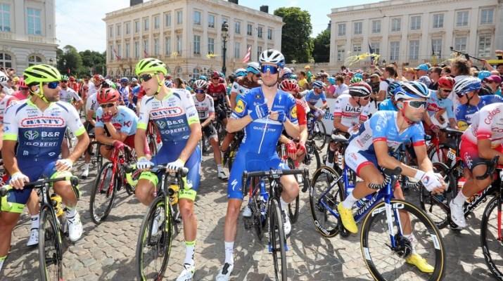 Départ - 1re étape Tour de France 2019 - ASO Olivier Chabe