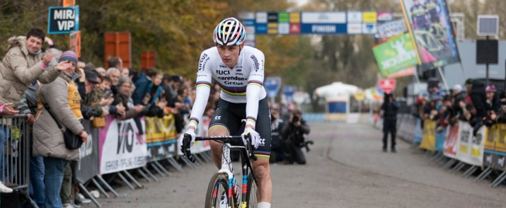 Mathieu Van der Poel - Vainqueur Cyclo-cross Hamme 2019 - Alain VDP Photography