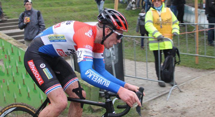 Ryan Kamp - Pauwels Sauzen-Bingoal - Cyclo-cross de Bruxelles 2020 - Grégory Ienco